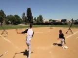 Crazy Baseball Trick
