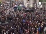 Clashes In Cologne Over Anti-Islam Rally