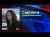 Crystal Wright On Black Crime- Liberals See What They Want To See