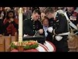 Canadian Soldier Cpl. Nathan Cirillo's Funeral Today
