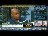Charles Barkley Agrees W Zimmerman Verdict, Attacks Media Giving Racists Platform To Vent Ignorance