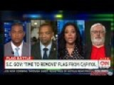 CNN Guest Defends Confederate Flag: Efforts To Remove Are 'Cultural Genocide'