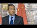 Chinese FM Lectures Canadian Journalist About Humans Rights