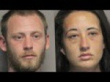Couple Confesses Shooting Up Heroin In Playground Bathroom With Their Children
