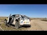 Compilation Of Crashes From WRC 2000-2016