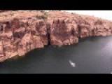 Cliff Jumping Fail