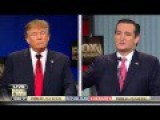 Cruz Brings Up Trump's Scottish Mother In Rowdy 'birther' Fight