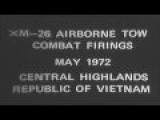 Confidential Vietnam Combat TOW Firings, 1972