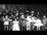 Children Give Christmas And New Year's Greeting To The Nation 1958