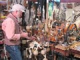 Complex Homemade Instrument Sounds Incredible