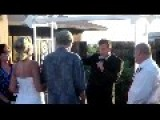 Couple Hires A Comedian To Marry Them At Their Wedding. Things Don't End Well
