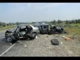 Crazy Russian Car And Truck Crashes