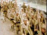 Color Footage Of The Japanese Invasion Of Singapore 1941