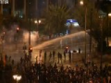 Clashes In Greece Ahead Of Key Austerity Vote