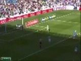 Cristiano Ronaldo First Goal Shots Of 132 Km. Goalkeeper Can't Move! 2014 01 18 Betis Vs Real Madrid