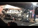 Comedian Tracy Morgan Multi-Car Crash VIDEO FOOTAGE