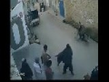 CCTV Footage Of Attempted Kidnapping
