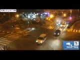 Criminal's Car Blown By Criminals, Again