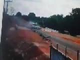 Cars And Trucks Crashing