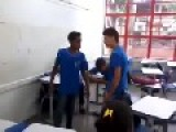 Class BULLy Gets Knocked Out TWICE