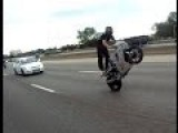 Cop Vs Motorcycle Compilation