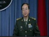 Chinese General Says Vietnam, Japan And Philippines Try To Take Chinese Territories