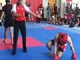 Chu Sau Lei Wing Chun Vs Muay Thai