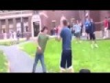Compilation Of Bare Knuckle Street Brawls With Tons Of Knockouts!!