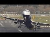 Crosswind Difficulties - Winter 2013 14