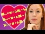 Cute Redhead Talks About Math And Relationships, Then Says Something About Spaff