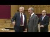 Carwyn Jones - Nigel Farage: Brexit Debate