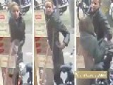 Cowardly Attempted Mugging In Amsterdam
