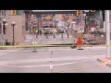 Caught On Cam: Van Swallowed Up By Ottawa Sinkhole