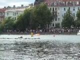 Canopy Pilots Swoop Over The Lakes Of Copenhagen