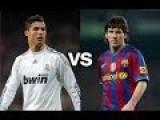 Cristiano Ronaldo Vs Leonel Messi - Funny Soccer