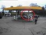 Car Accident CCTV Footage