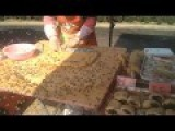 Chinese Street Food Adventures: Bee Mochi! 麻糬 Máshu