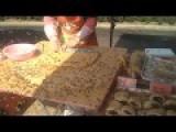 Chinese Street Food Adventures: Bee Mochi! 麻糬 Máshu