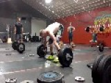 Crossfit Weight Lift Fail