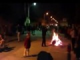 Celebration Of Chaharshanbe Suri, The Persian Fire Jumping Festival