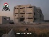 Clashes Between Syrian Arab Army And Terrorists