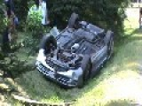 Car On Roof Lakeside Golf Course