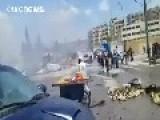 Car Bomb Hits Shuiab Mosque In Rebel-held Idlib, Syria