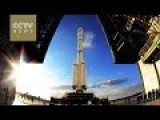 China Launches Space Lab Into Orbit
