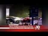 Comedian Actor Tracy Morgan Bus Car Crash