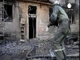 Ceasefire Means Little In Suffering Donetsk