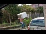 Carry A Fridge Like A Boss