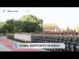 China Calls For West To Consider Russia's Security Concerns