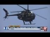 Commandos Practice Martial Law In Tampa For International Exercise VIDEO