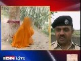 Caste Panchayat Local Village Council Lover And Woman Were Tied To A Tree Stripped , Beats And Stones In Rajasthan -